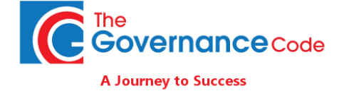 Governance code - On the Journey